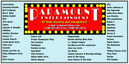 banquets, performing arts centers, casinos, hotels, special events, wedding receptions, night clubs, product launches, college events, trade shows, festivals & fairs, concerts, festivals, fairs, conventions  ,  fund raisers, casino events, comedy shows, Christmas party, concert agent, corporate theme parties, talent agent, wedding's,  corporate event agent, , corporate booking agent, global talent , global concerts, celebrities,